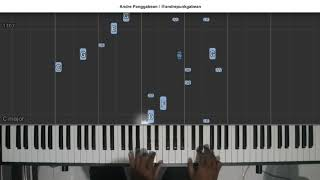 Download lagu Melukis Senja - Budi Doremi | Piano Cover by Andre Panggabean