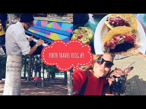 5. Perth: Fremantle market, music & tipsy snapchats