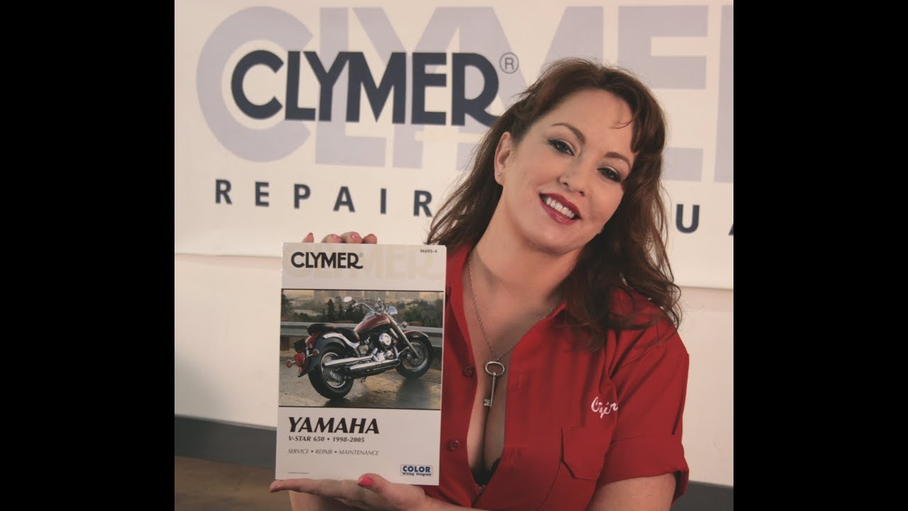 clymer manuals yamaha v star 650 xvs650 classic custom silverado clymer manuals yamaha v star 650 xvs650 classic custom silverado shop service repair manual video
