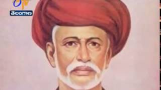 Telangana Celebrates Mahatma Phule's birth anniversary   Leaders Pays Tribute