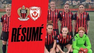 VIDEO: Nice - Nancy (D2F) : les buts de la rencontre (1-1)
