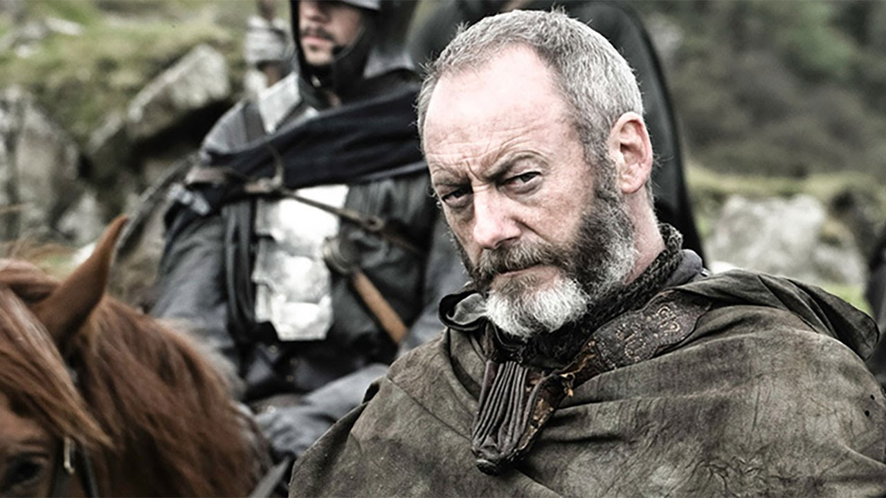 game of thrones davos seaworth predicts the end will be ugly youtube