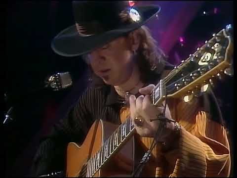 Stevie Ray Vaughan - MTV Unplugged (HQ) 30/01/1990