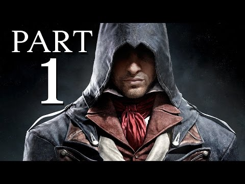 Assassin's Creed Unity Walkthrough Part 1 - Memory 1 - PARIS