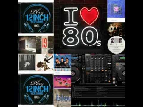 Best 80's 12''Inch My Collection Megamix.