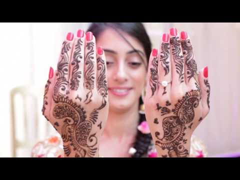 Mehndi night - (indian wedding) Rav weds parm