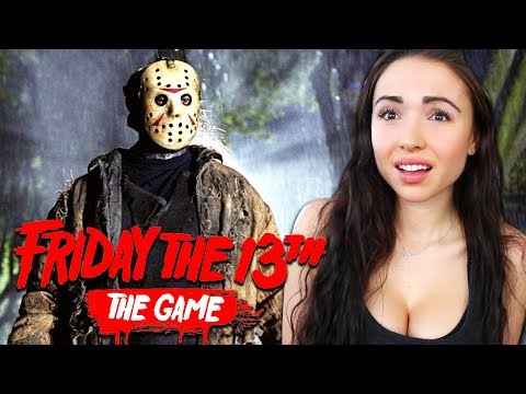 JASON IS BACK!! - FRIDAY THE 13TH GAME