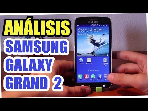 Samsung Galaxy Grand 2 : análisis, datos y opiniones [Español]