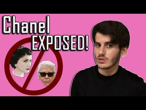 EXPOSING CHANEL: Coco's Dark Secrets & Karl Lagerfeld's Misdemeanors | LUXURY FASHION SCANDALS