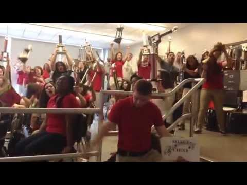 Vineland High School Arts Academy Lip Dub