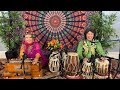 Sari Sari Raat Teri Yaad Sataye performed by Tabla for Two
