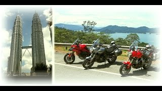 Malaysia Motorcycle Tour 2016 (Part 1 of 3)