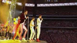 Take That Present The Circus Live Shine