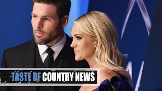 Carrie Underwood's Wrist + the Worst Country Music Injuries