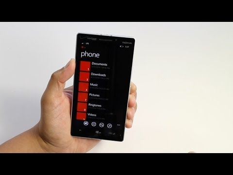 Files, official File Manager for Windows Phone 8.1