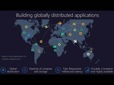 Azure Cosmos DB: The globally distributed, multi-model database | BRK3086