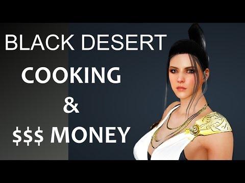 Black Desert Online Cooking and Money Making