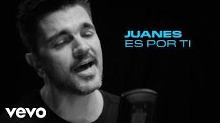 "Juanes - ""Es Por Ti"" Official Performance | Vevo"