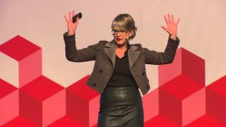 We need to change the educational system: Anne Mieke Eggenkamp at TEDxAmsterdamWomen 2013