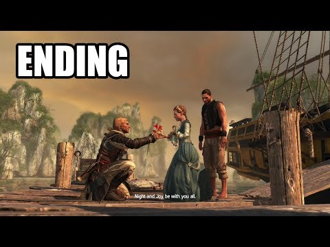 Assassin's Creed IV: Black Flag - Ending