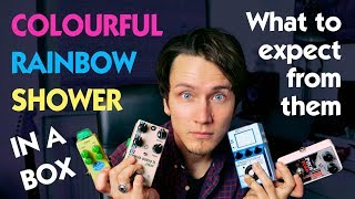 PEDAL SHOOTOUT: I Checked 8 Pitch Shift Delays