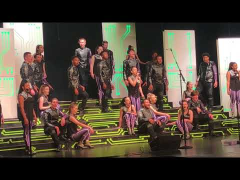 Garfield Heights High School Music Express - What About Us?