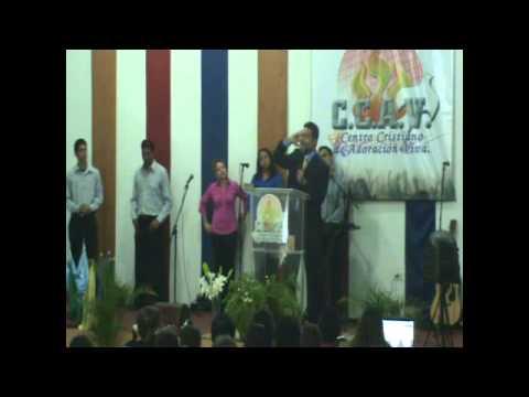 EL DIOS DE LA ESPERANZA.  Pastor MICHELE SANTORO