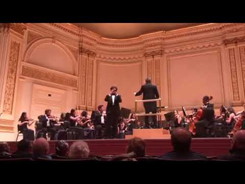 Brian Neal, Carnegie Hall, Concertante 1