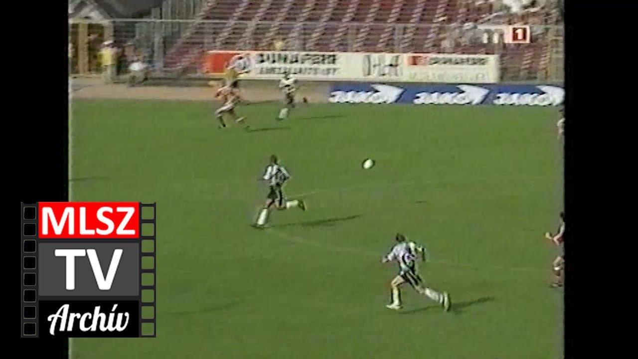 Dunaferr-Debrecen | 4-0 | 2001. 08. 04 | MLSZ TV Archív