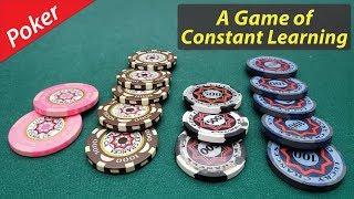 Poker Vlog 18: Rambling and Nitting it Up