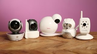 Baby monitor buying guide: Here's looking at you, baby