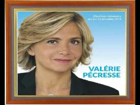 Valérie Pécresse 78Depeche AFP: Compte administratif 2015 de la Région IDF: scène surréalisteUne sc