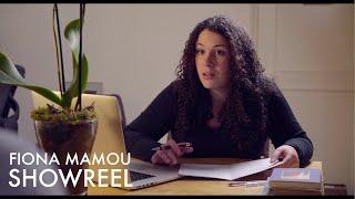 Fiona Mamou Bande démo Showreel Actrice Comédienne