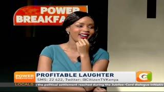 Power Breakfast interview with Dr Ofweneke