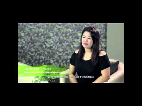 Testimoni Spirulina Organik: Chu Hau Ling (IQ)