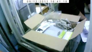 Получаем посылку из computeruniverse.net(, 2011-09-13T10:29:57.000Z)