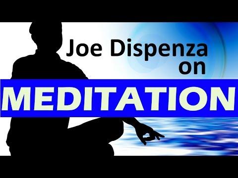 Dr. Joe Dispenza Shares His Meditation Practice - Breaking the Habit of Being Yourself