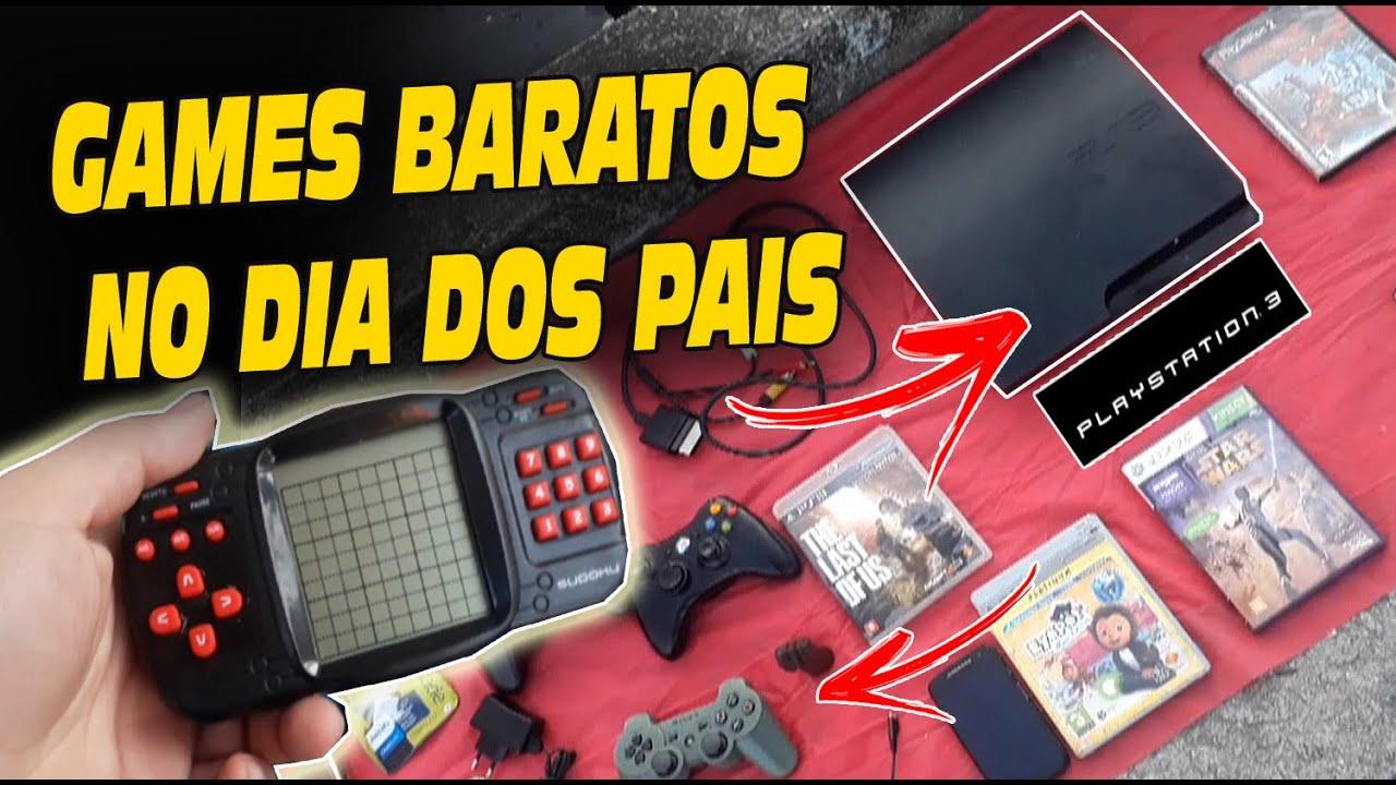 CAÇADA GAMER DOS PAIS ||CAÇADA #77