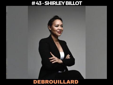 #43- Shirley Billot: Kadalys, première marque de cosmétologie naturelle aux actifs de bananier !!!