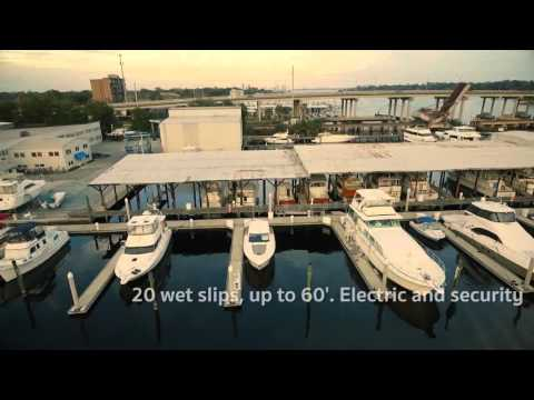Full-Service Boatyard & Refit Facility in Jacksonville, Florida