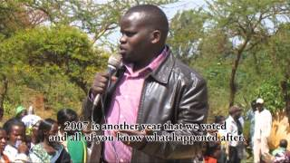 Arap Sang to Kalenjin Community (Translated)