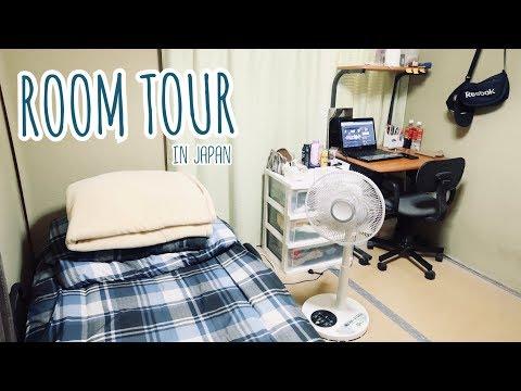 ROOM TOUR : เปิดห้องนอนแสนเล็กจิ๋วในญี่ปุ่น