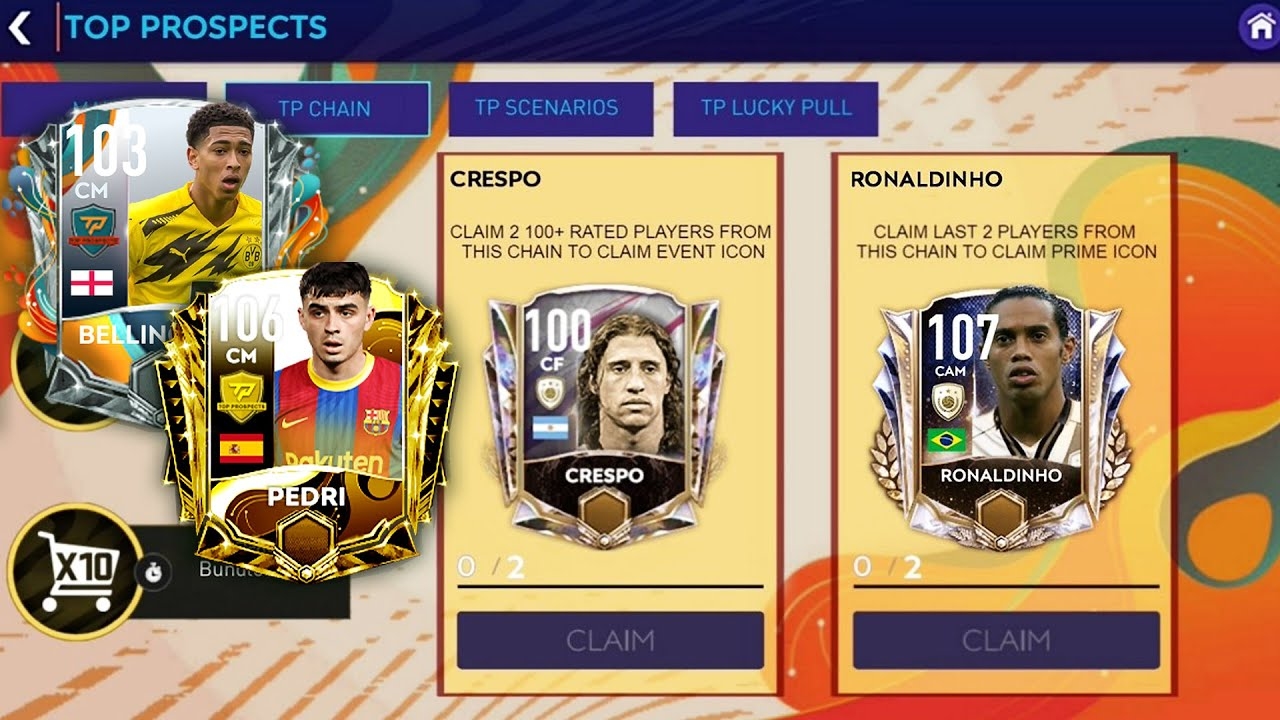 TOP PROSPECTS + GOLDEN BOY NEW EVENT | CONCEPT & PREDICTIONS | FIFA MOBILE 21