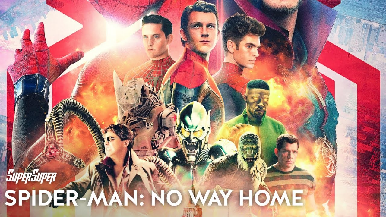 SPIDER-MAN: NO WAY HOME- Every Character We Last Saw | SuperSuper