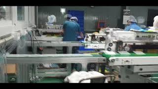 케이에스팩 마스크포장기계 시운전 영상