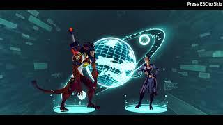 Wild Star gameplay (PC)