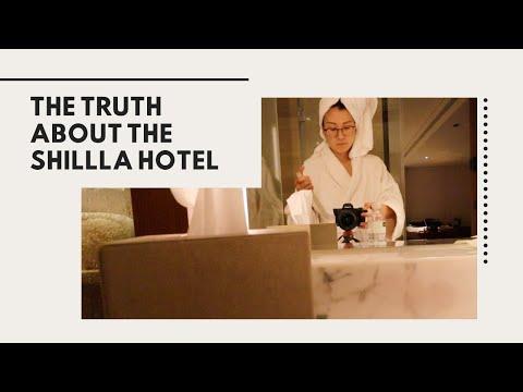 Top 5 Star Hotel In Seoul: Shilla Hotel Seoul - Buffet And Hotel Room