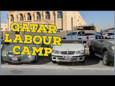 QATAR BARWA AL BARAHA  labor camp