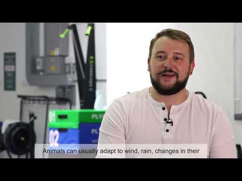 Play video: Surrey Showcase 2021 | Dr Robert Siddall | University of Surrey