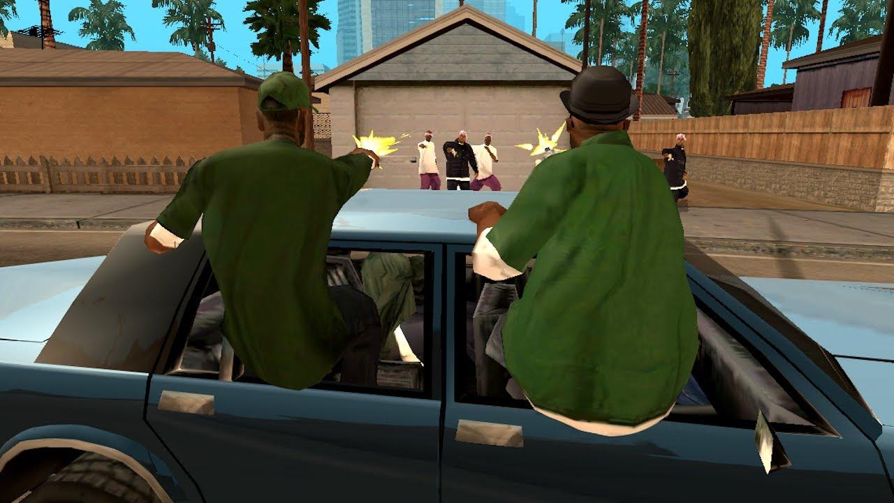 Descarga GTA San Andreas para Android gratis (mediafire ...